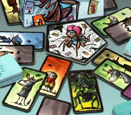 Poznej hru ze které jsou tyto karty