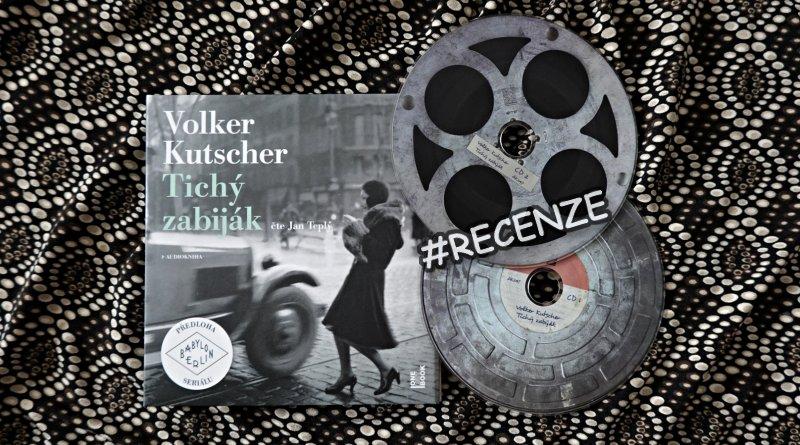 Volker Kutscher - Tichý zabiják (audio, OneHotBook)