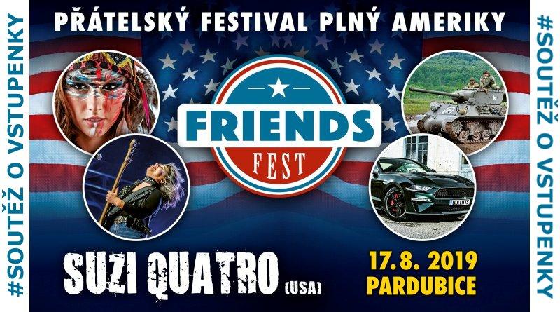 Friends Fest 2019 Pardubice soutěž