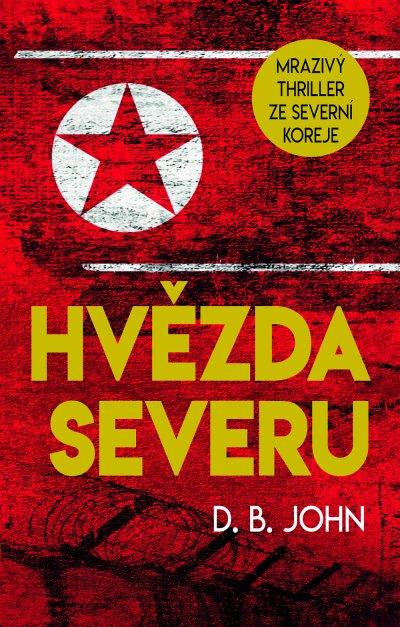 Hvězda severu - obal knihy