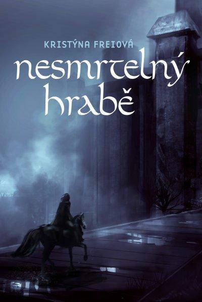 Nasmrtelný hrabě - recenze knihy - obal