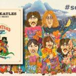 SOUTĚŽ o kultovní knihu The Beatles v písních a obrazech