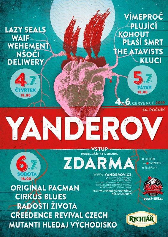 Yanderov 2019