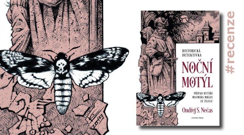 Noční motýl - recenze knihy