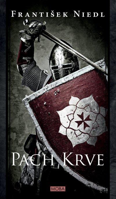 Pach krve - obal knihy