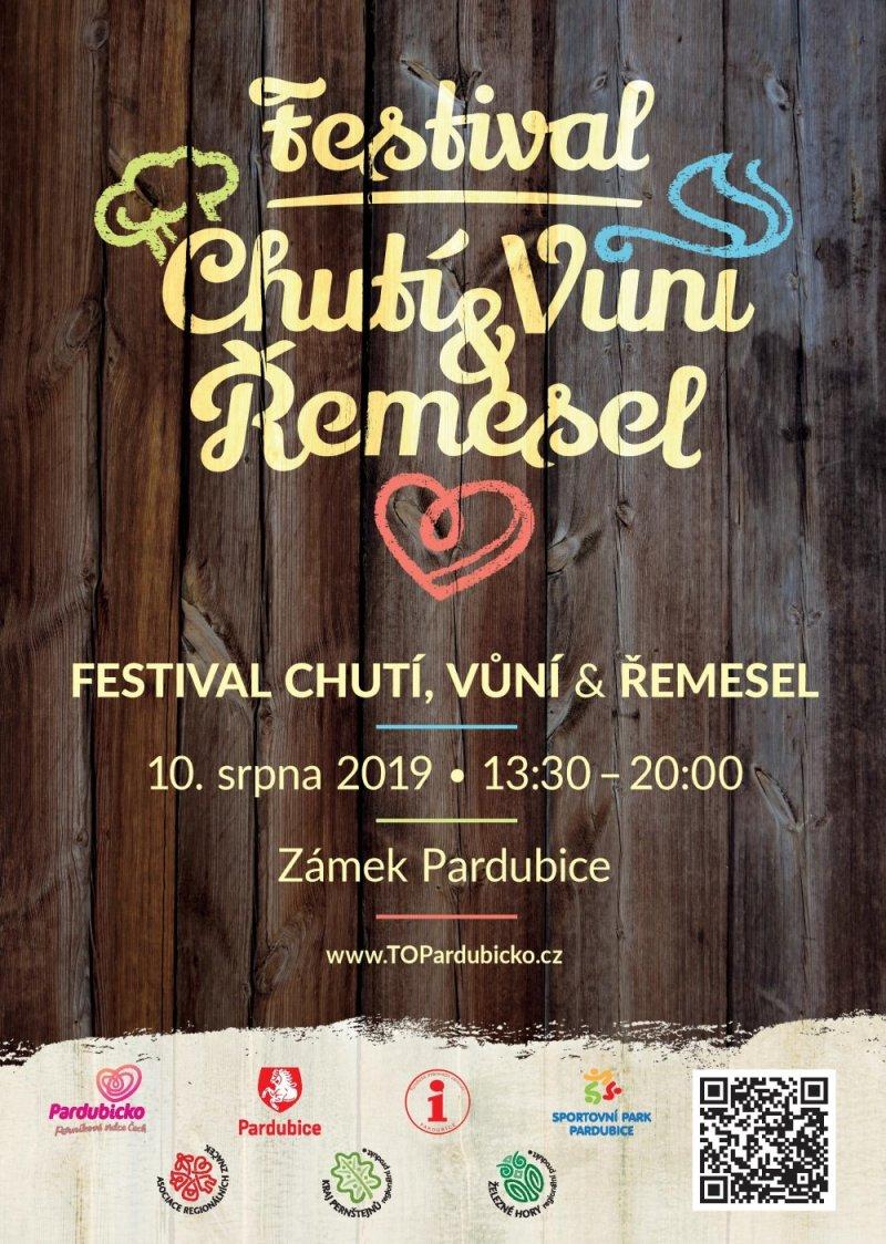 Plakát FCHVŘ 2019