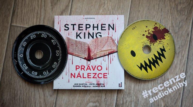 Právo nálezce - recenze audioknihy