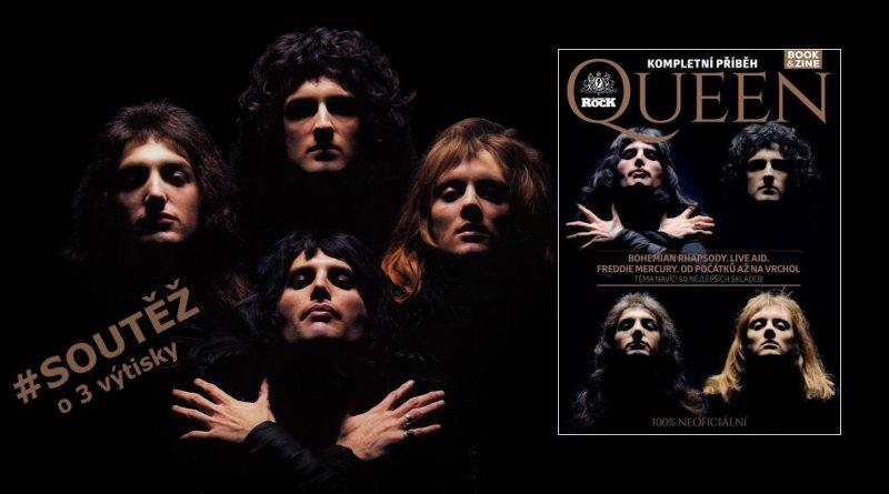 Queen soutěž o časopis
