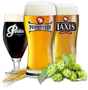 Pernštejn - top piva