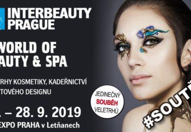 Veletrh kosmetiky soutěž