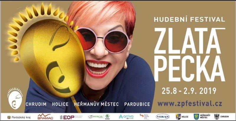 Zlatá pecka 2019 - plakát