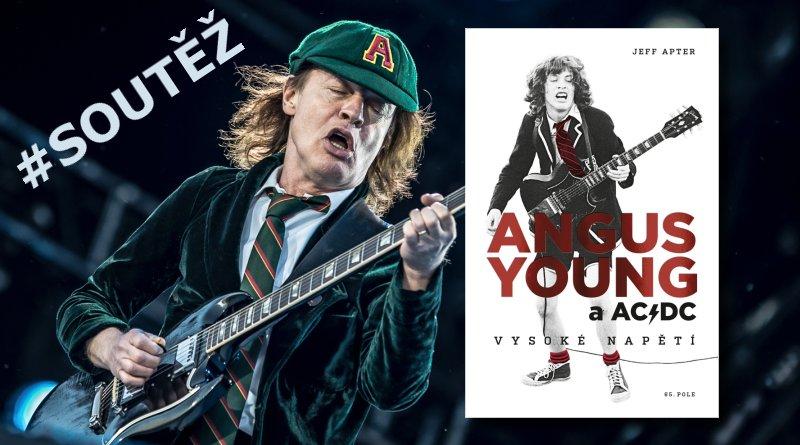Angus young - soutěž o knihu