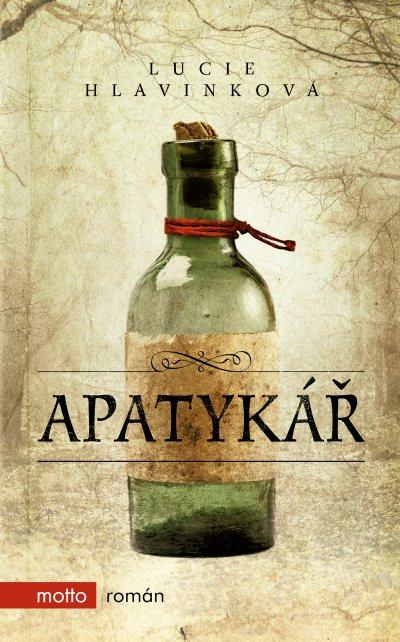 Apatykář - obal knihy