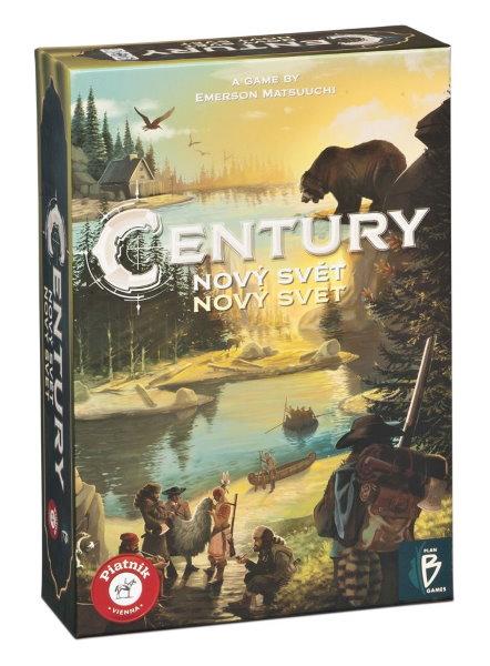 Century III - krabice