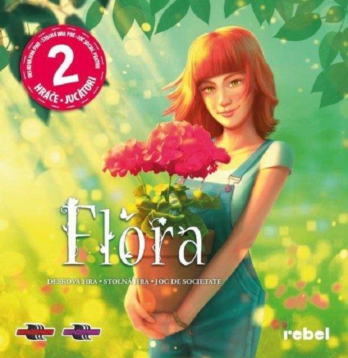 Flora - desková hra - obal