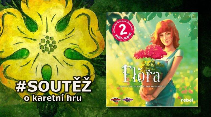Flora - desková hra - soutěž