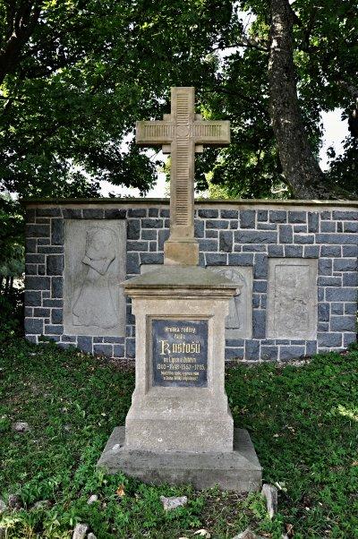 Hrobka pánů Kustošů