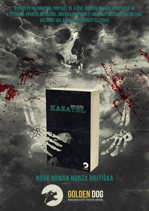 Kazatel - kniha