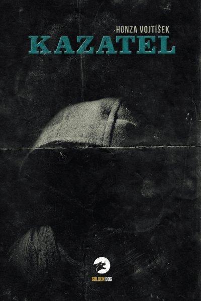 Kazatel - obal knihy