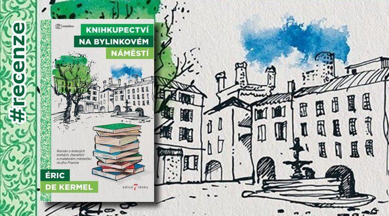 Knihkupectví na Bylinkovém náměstí - recenze knihy