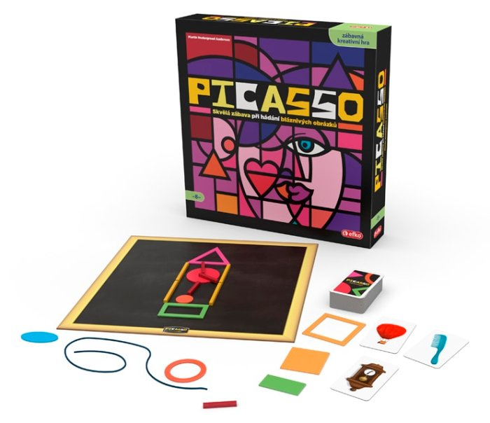 Picasso - hra
