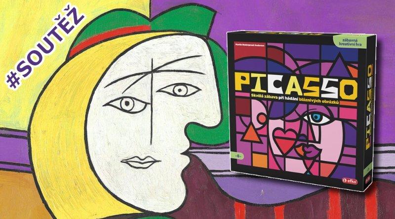 Picasso - soutěž