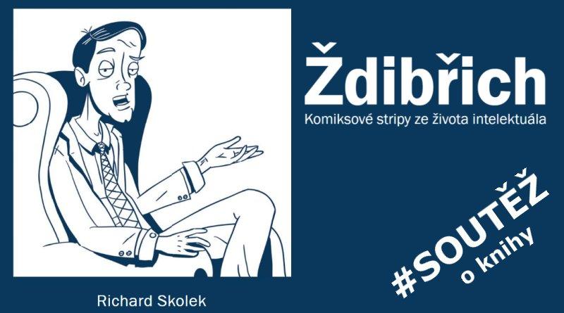 Ždibřich - soutěž o knihu komiksových stripů