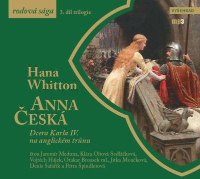 Anna Česká audiokniha