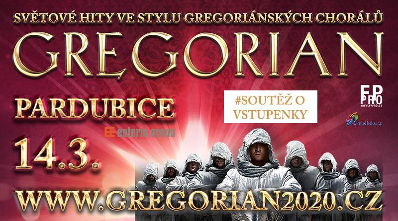 Gregorian 2020 soutěž