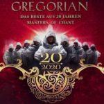 GREGORIAN slaví 20 let