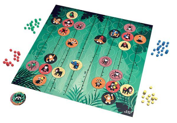Jungle boogie - rozehraná hra