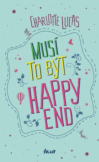Musí to být happy end - obal knihy