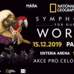 Symfonický orchestr doprovodí v pardubické aréně unikátní záběry z dílny NATIONAL GEOGRAPHIC