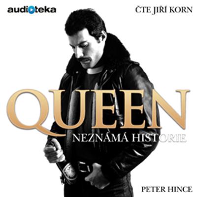 Queen – Neznámá historie - obálka