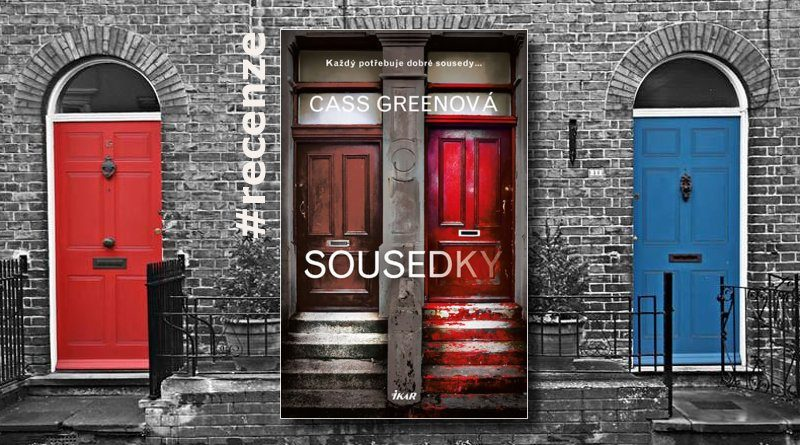 Sousedky - recenze knihy