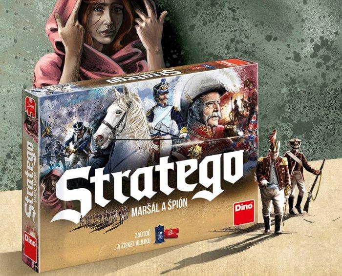 Stratego (Dino Toys)