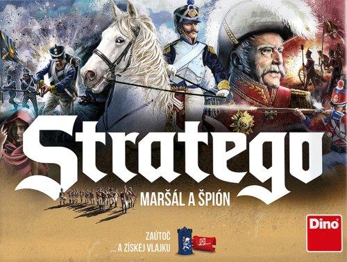 Stratego - krabice od hry