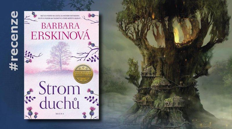 Strom duchů - recenze knihy