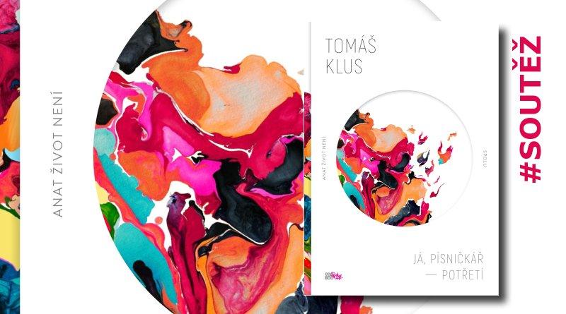Tomáš Klus - Já, písničkář – Potřetí soutěž o knihu