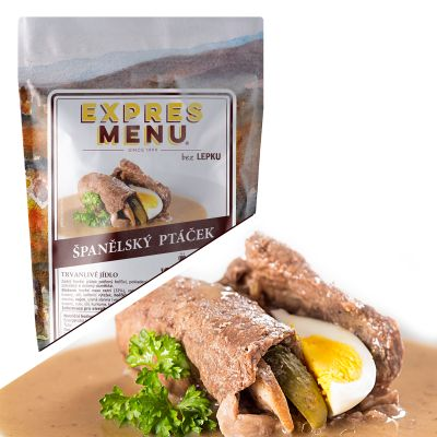 Expres menu - ptáček