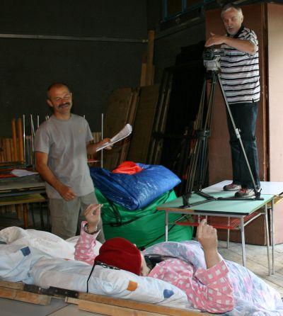 Petr Boček - Filmařem