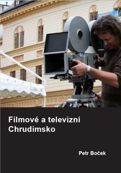 Filmové a televizní Chrudimsko - obálka knihy