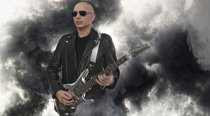 Joe Satriani - Photo Credit Joseph Cultice
