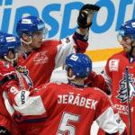Čeští hokejisté ovládli Karjala Cup
