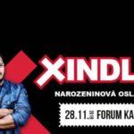 Xindl X oslaví svoje 40. narozeniny koncertem
