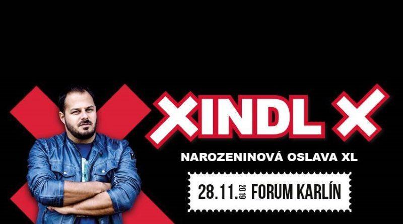 Xindl X - Koncert ke 40. narozeninám