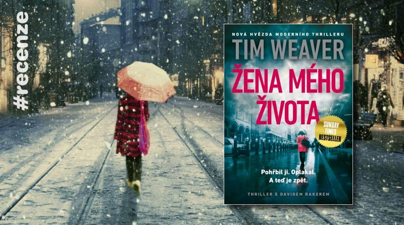 Žena mého života - recenze knihy