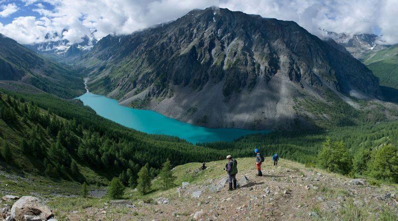 Altaj - nejkrásnější hory Sibiře