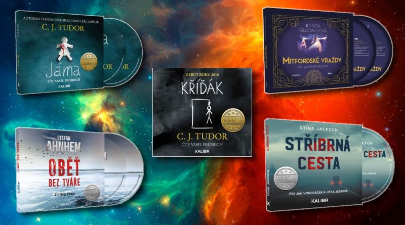 Audioknihovna - soutěž o CD audioknihy
