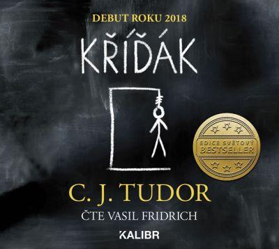 Kříďák - audiokniha